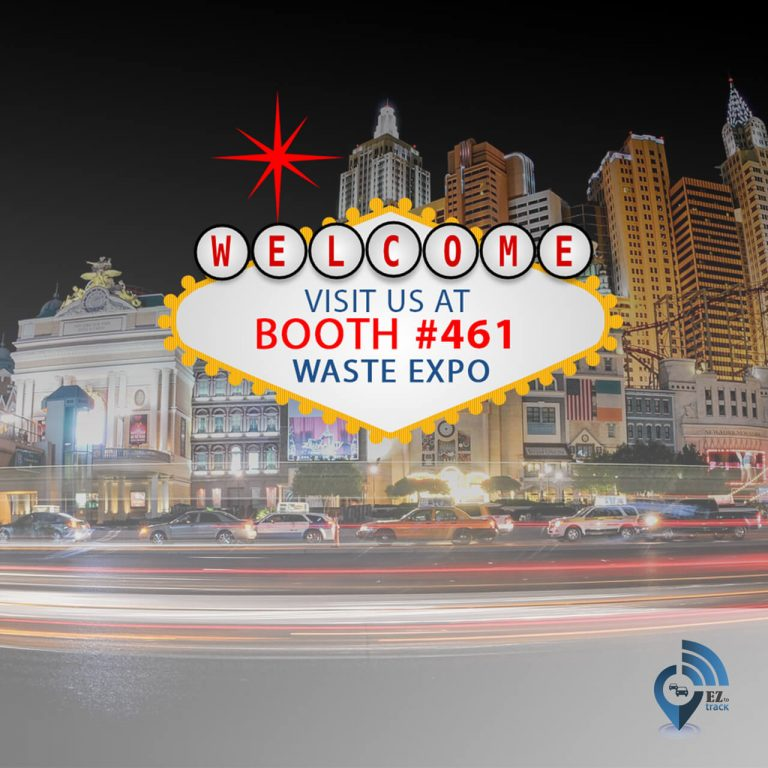 Visit EZtoTrack at Waste Expo 2018 Booth #461